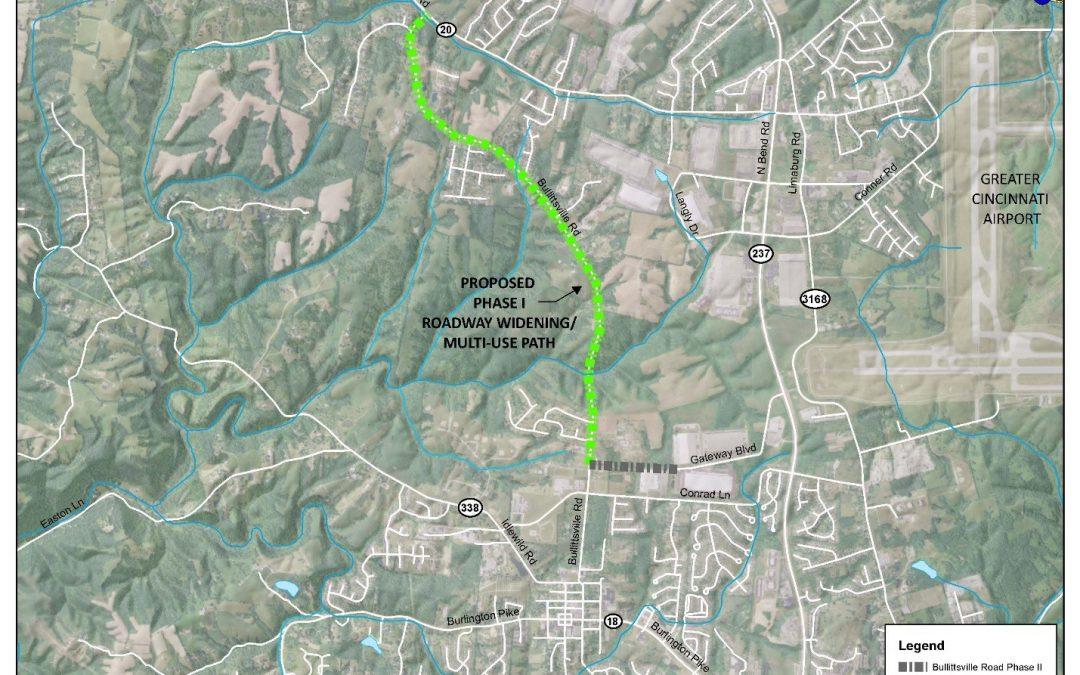 Bullittsville Road Phase 1