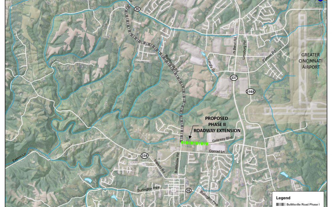 Bullittsville Road Phase 2