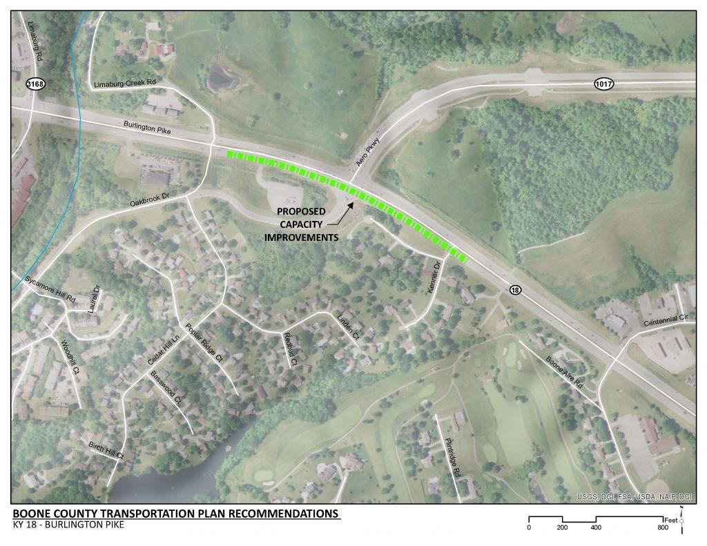Litton Lane Extension | Boone County Transportation Plan